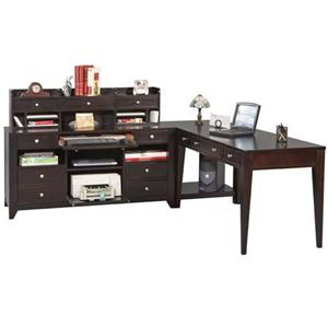 "Winners Only Metro  60"" Desk with Storage"