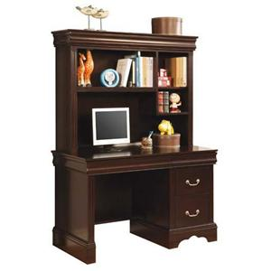 Winners Only Renaissance Student Desk and Hutch
