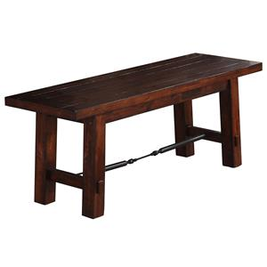 Winners Only Retreat Dining Bench