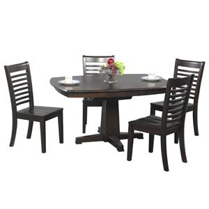Winners Only Santa Fe Piece Dining Table and Chair Set