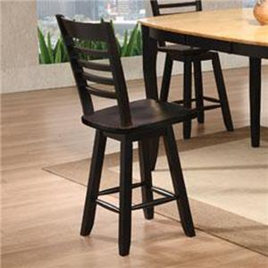 Winners Only Santa Fe - Expresso Counter Height Stool