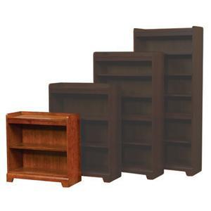"""Winners Only Topaz  32"""" Open Bookcase"""