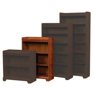 """Winners Only Topaz  45"""" Open Bookcase"""