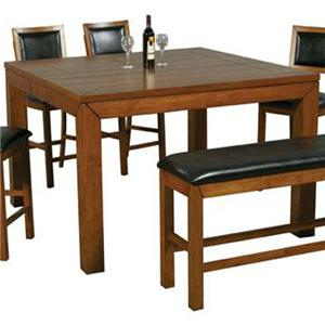 "Winners Only Westchester 60"" Tall Leg Table"