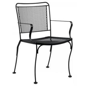 Woodard Constantine Dining Arm Chair