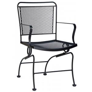 Woodard Constantine Coil Spring Dining Chair