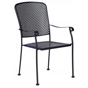 Woodard Fullerton Dining Arm Chair