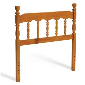 Woodcrest Headboards Twin Early American Headboard