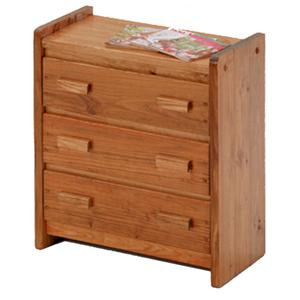 Woodcrest Heartland BR Three Drawer Chest