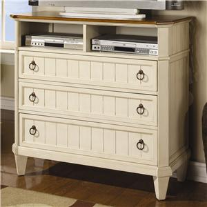 Flexsteel Wynwood Collection Garden Walk Media Chest