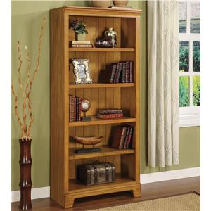 Flexsteel Wynwood Collection Gordon Bookcase
