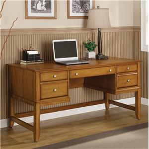 Flexsteel Wynwood Collection Gordon Writing Desk