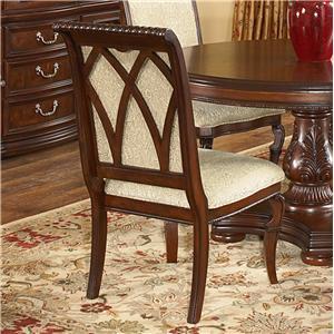 Flexsteel Wynwood Collection Granada  Dining Side Chair