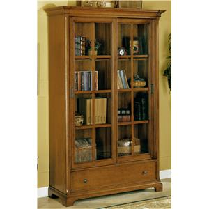 Flexsteel Wynwood Collection Halton Hills Bookcase