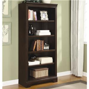 Flexsteel Wynwood Collection Lancaster  Bookcase