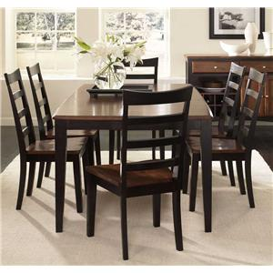 AAmerica Bristol Point Butterfly Leg Table