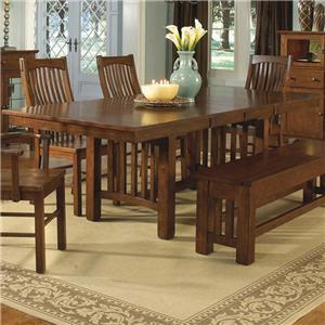 AAmerica Laurelhurst Trestle Table