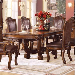 Acme Furniture Agate Dining Table