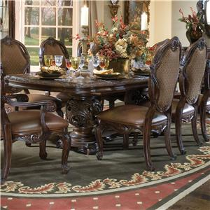 Michael Amini Essex Manor Rectangular Dining Table