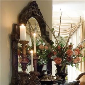 Michael Amini Essex Manor Dresser Mirror