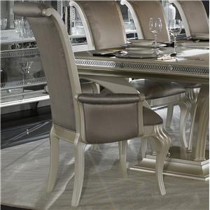 Michael Amini Hollywood Swank Arm Chair