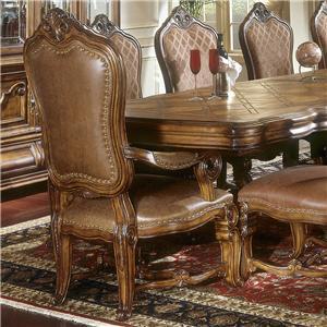 Michael Amini Tuscano Arm Chair