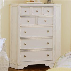 American Drew Camden - Light Corner Chest