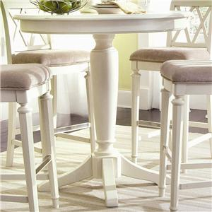 "American Drew Camden - Light 42"" Round Counter Height Table"
