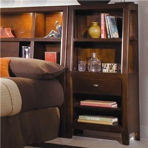 American Drew Tribecca Bookcase Nightstand