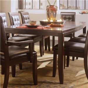American Drew Tribecca Leg Table