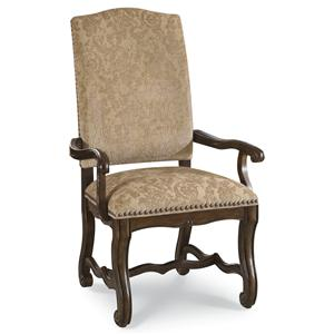 A.R.T. Furniture Inc Coronado Tapestry Upholstered Arm Chair