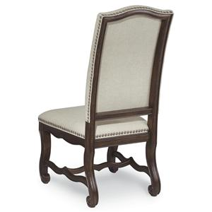 A.R.T. Furniture Inc Coronado Linen Upholstered Side Chair