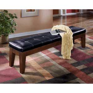 Signature Design by Ashley Furniture Larchmont Wide Bench