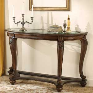 Signature Design by Ashley Furniture Norcastle Sofa Table