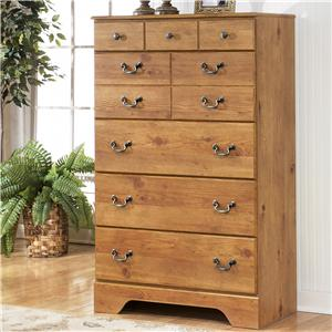Signature Design by Ashley Bittersweet Five Drawer Chest