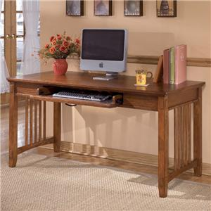 Ashley Furniture Cross Island Large Leg Desk