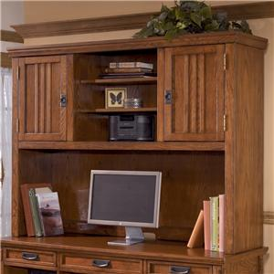 Ashley Furniture Cross Island Large Hutch
