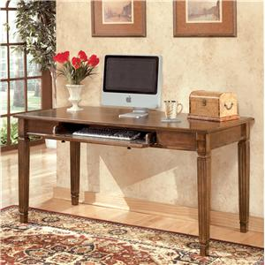 Signature Design by Ashley Hamlyn Large Leg Desk