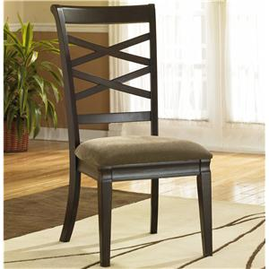 Signature Design by Ashley Furniture Hayley Side Chair