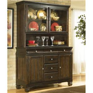 Signature Design by Ashley Furniture Hayley China Buffet