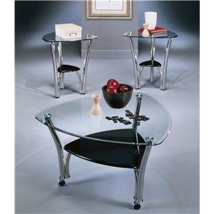 Signature Design by Ashley Furniture Pascal Occasional Table Group
