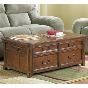 Signature Design by Ashley Furniture Woodboro Cocktail Table