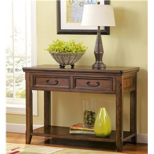 Signature Design by Ashley Furniture Woodboro Sofa Table