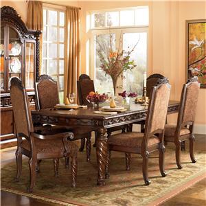 Millennium North Shore 5Pc Dining Room