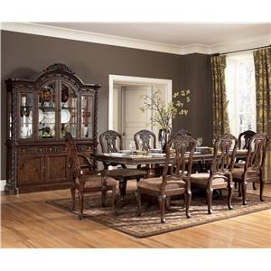 Millennium North Shore 9 Piece Table & Chair Set