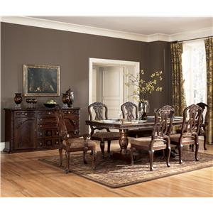 Millennium North Shore 7 Piece Table & Chair Set