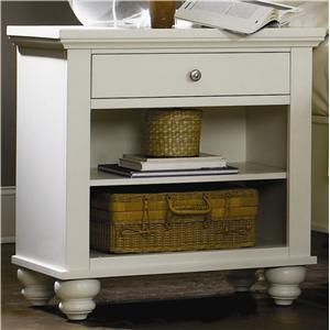 Aspenhome Cambridge One Drawer Night Stand