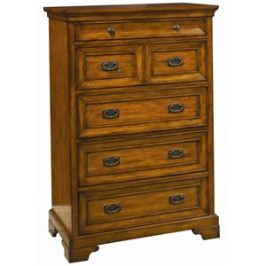Aspenhome Centennial Gentleman's Chest