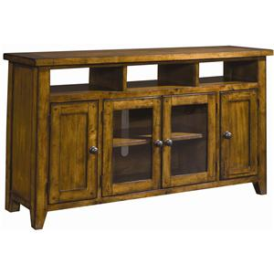 "Aspenhome Cross Country 62"" Console"