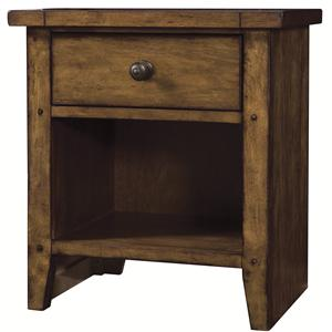 Aspenhome Cross Country Night Stand